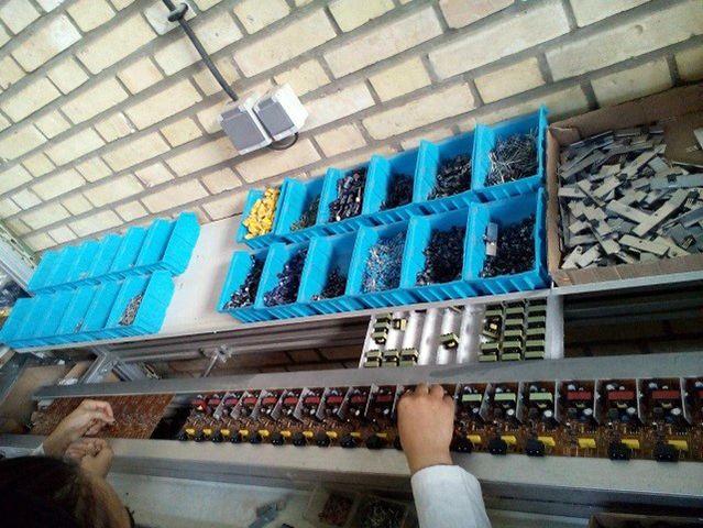 تولید برد الکترونیکی
